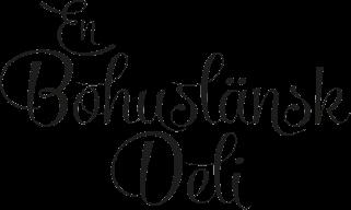 En Bohuslänsk Deli